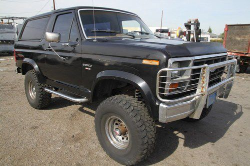Pics Photos 1986 Ford Bronco 2 Wiring Diagrams By Leyla