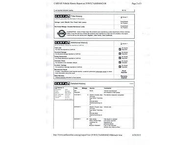 Buy used 2011 VOLKSWAGEN JETTA TDI DIESEL 6 SPEED MANUAL
