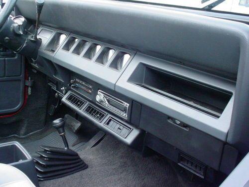 Buy Used 1993 Jeep Wrangler Renegade 4X4 REDREDRED