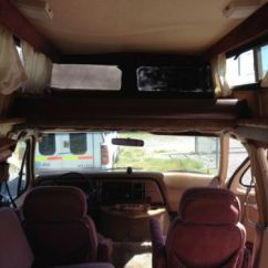 Used Chairs For Sale Green Upholstered Dining Buy 1985 Ford Falcon Conversion Motorhome Rv In Westerville, Ohio, United States, Us ...