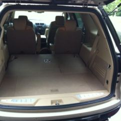 Gmc Acadia With Captains Chairs Linens And Things Chair Covers Find Used 2008 Saturn Outlook Xr, All Wheel Drive, Dvd, Leather, Moonroof, Very Nice! In ...