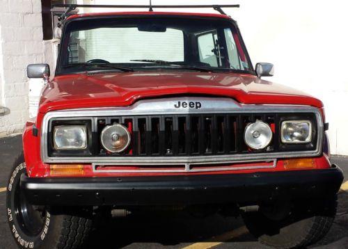 1981 Jeep Grand Cherokee