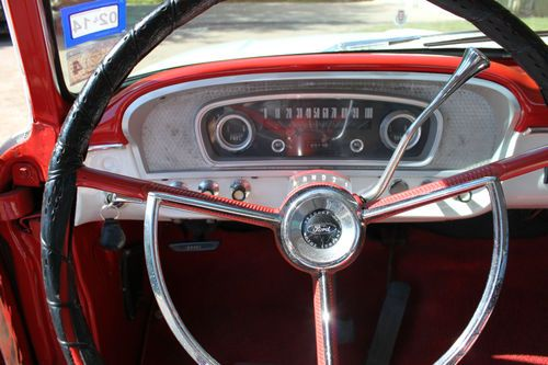 Purchase Used 1965 F100 Red And White 352 Auto Power