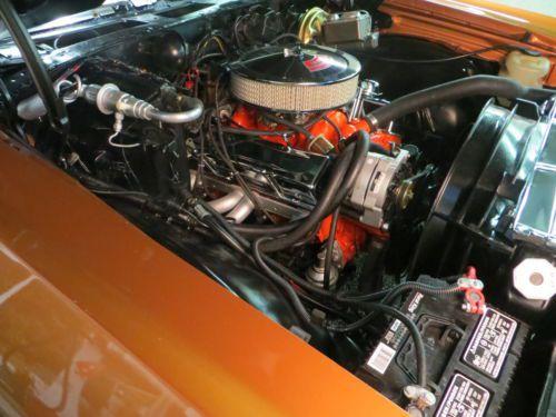 Purchase Used 1972 Chevy El Camino Malibu Chevelle 68 69