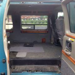 Wheelchair Express Japan Buy Used 1998 Chevrolet Van With 51k Miles In Image 1