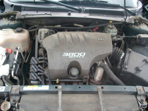 2000 Buick Lesabre Battery Location