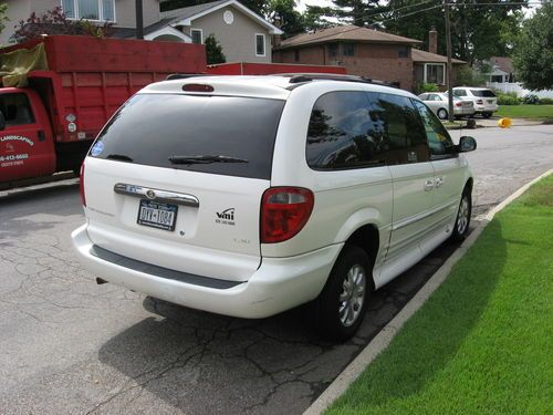 drive wheel chair zurich swivel buy used 2001 chrysler acc. town and country van in old bethpage, new york, united ...