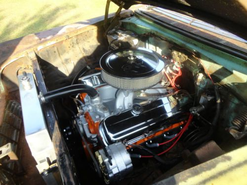 Air Bel 55 Rat Rod Chevy