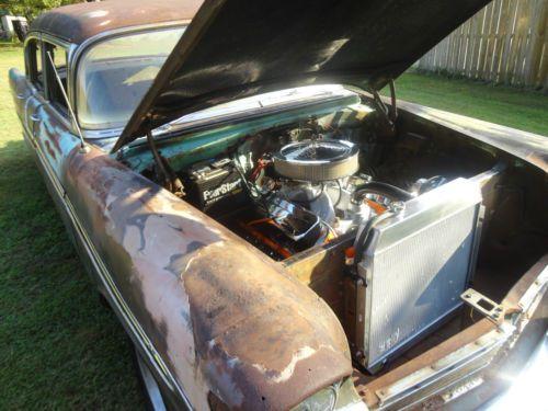 Rod Bel Air Chevy 55 Rat
