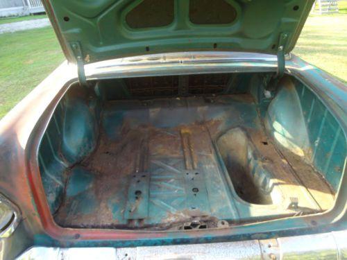 55 Rod Air Chevy Rat Bel
