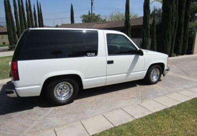 2 Door 2 Wheel Drive Tahoe For Sale