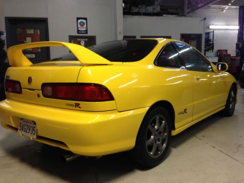Find used 2000 Acura Integra Type R Hatchback 3Door 18L