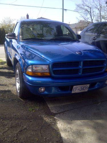 Sell Used 1999 Dodge Dakota R T 5 9 31000kms 19500 Miles