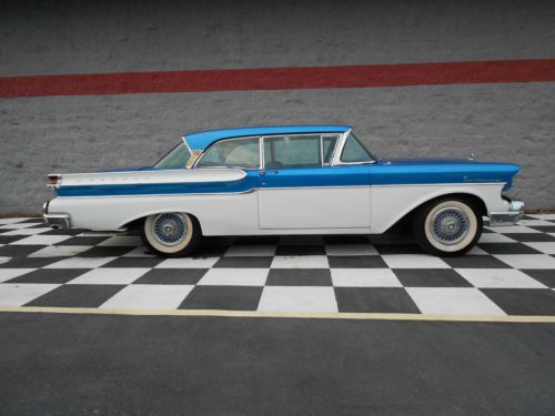 Wiring Diagrams Of 1963 Mercury V8 Monterey Part 2