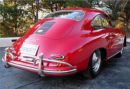 Buy new 1958 Porsche 356 A Sunroof Super Coupe Rare