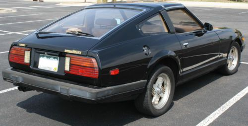 Buy Used 1983 Nissan 280ZX Turbo Coupe 2 Door 2 8L In
