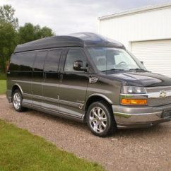 Sofa Gray Color Bailey Bed Review Buy Used 2011 Chevy Express 9 Passenger - Explorer Limited ...