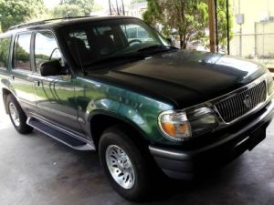 Buy used MERCURY MOUNTAINEER V8 1997 50 ENGINE in Tampa
