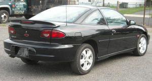 Find used 2000 Chevrolet Cavalier Z24 Coupe 2Door 24L in