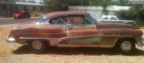 Find Used 1951 Buick Roadmaster 76R Two Door Hardtop In