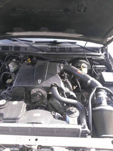 Find used Sleeper 2003 Ford Crown Victoria LX Sedan 4Door