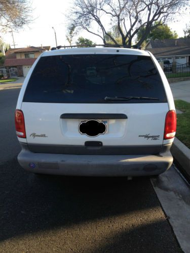 Find Used 1996 Plymouth Grand Voyager Se Wheelchair Van