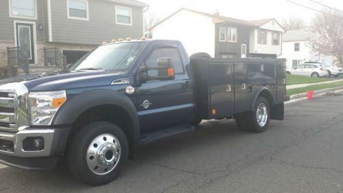 Sell used Ford F450 Service Body in Iselin New Jersey