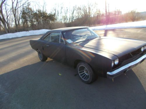 Purchase used 1970 PLYMOUTH SATELLITE 2 DOOR HARDTOP 383