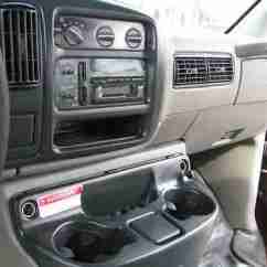 Drive Wheel Chair Chalk Painted Chairs Buy Used 2000 Chevy Express 3500 Passenger Van Seats 10 W/ Space Cargo Poss. In ...