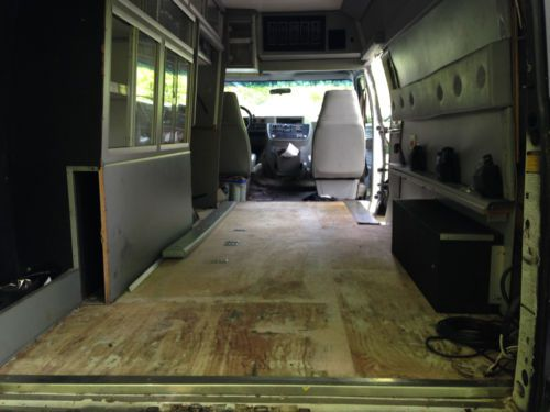 Buy Used Chevrolet G30 Ambulance Conversion Van In