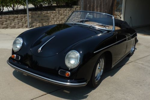 Buy Used Porsche 356 Convertible D In Incline Village