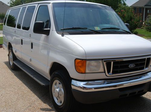 2006 Ford Econoline E350 Super Duty