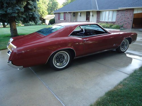 Purchase Used Original 1966 Buick Riviera GS