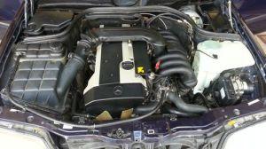 Purchase used 1997 Mercedes C280 4door sedan Blue with