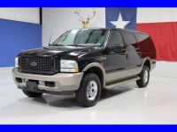 Find used 2003 EXCURSION DIESEL 4X4 LIMITED LEATHER TV ...