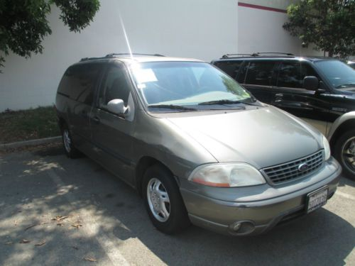 Ford Windstar Problems 2003 Ford Windstar Electrical 2016 Car