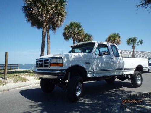 460 Truck Headers F250 1995