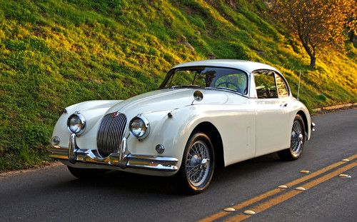 Purchase Used 1958 Jaguar XK150 Fixed Head Coupe