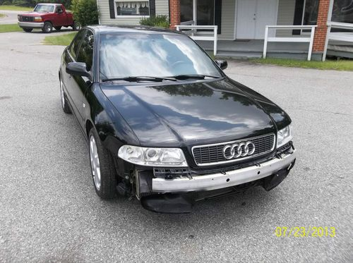 Purchase used 2001 Audi S4 Quattro twin turbo in Eastman