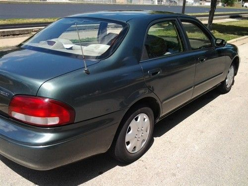 Purchase Used 1999 Mazda 626 Lx In Chicago Illinois