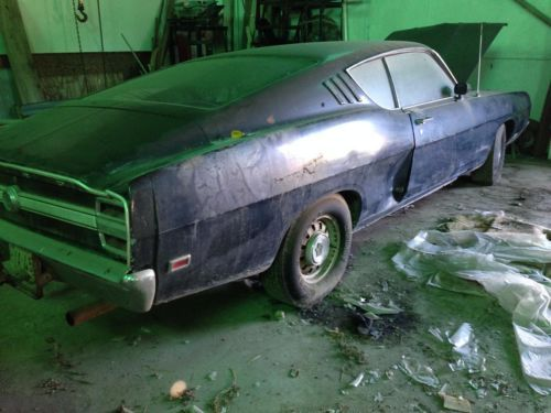 Purchase Used 1969 Ford Torino Talladega Barn Find 428
