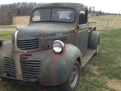 1941 Dodge Pickup Truck