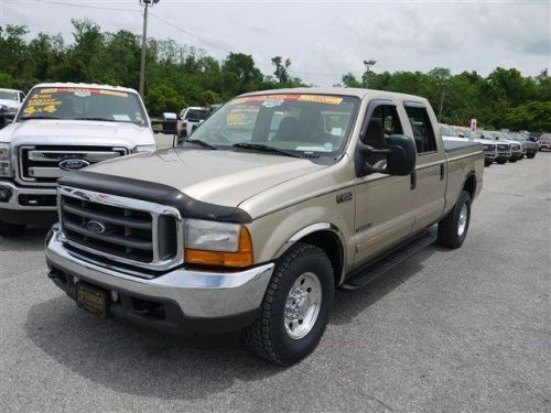 Buy Used 2001 Ford F250 Xlt In 3455 South Orlando Drive