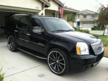 2008 Chevrolet Suburban Fuse Box Buy Used 2007 Gmc Yukon Denali 4x4 Black Awd In North
