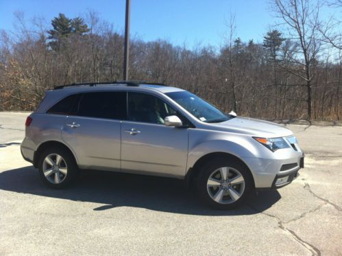 Buy used 2010 Acura MDX Tech package, 30500 miles, remote