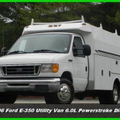 Power Lift Chair Repair Stools Walmart Buy Used 2006 Ford E-350 E350 Cutaway Van Drw Enclosed Utility 6.0l Stroke Diesel In South ...