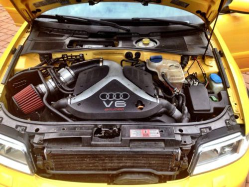Find used 2001 Audi S4 Avant Wagon Imola 4Door 27L Twin