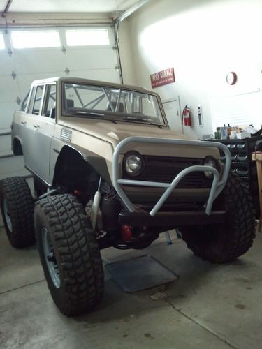 Sell Used Unique 1976 Toyota FJ55 Land Cruiser Monster