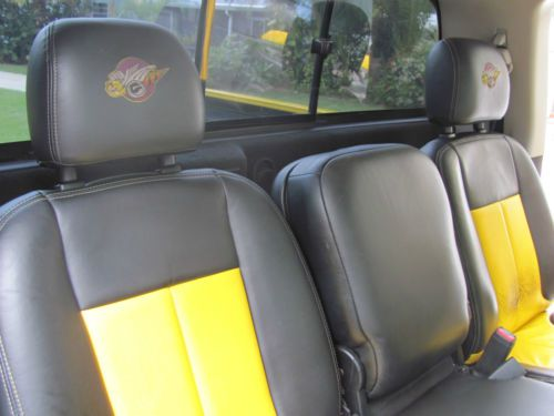 2004 Dodge Ram 1500 Seats