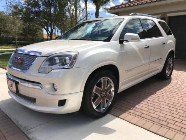 Purchase Used 2011 GMC Acadia DENALI In Savannah Georgia